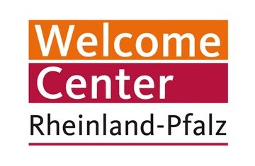 Motiv: Logo Welcome Center Rheinland-Pfalz